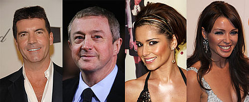 Pop Poll On Who Is Your Favourite X Factor Judge Out Of Simon Cowell, Louis Walsh, Cheryl Cole And Dannii Minogue