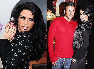 Photo Gallery Of Jordan/Katie Price And Peter Andre With John Galliano at Paris Fashion Week Plus Perfume Signing
