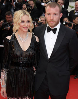 Sugar Bits — Further Details on Madonna and Guy's Divorce