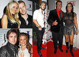 Photo Gallery of Stuart Pilkington, Dale Howard and Other Big Brother Stars at OK Magazine's Christmas Party 2008