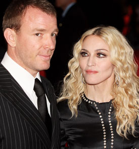 Sugar Bits — Guy And Madonna Amend Settlement Statement