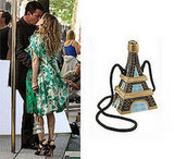 Bag to Have: Timmy Woods 'Eiffel Tower' Clutch