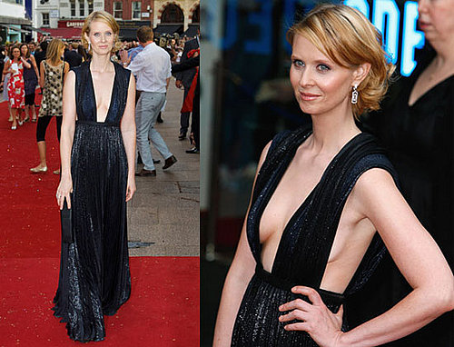 Sex and the City Movie World Premiere: Cynthia Nixon