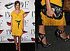 Look for Less: Leighton Meester at DVF