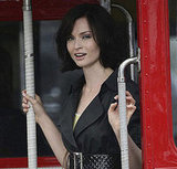 Sophie Ellis Bextor Films Rimmel Make-Up Advert
