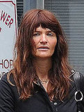 Helena Christensen Red Hair