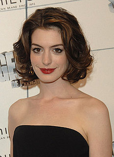 Photo of Anne Hathaway Commercial Advert for Lancome Magnifique Perfume Beauty Sneak Preview
