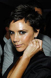 Photo and How To Get Posh Victoria Beckham's Latest New Hair Cut. Expert Styling Beauty Secrets for Pixie Spiky Crop Style