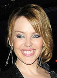 Photo of Kylie Minogue Latest Hair and Makeup Look. Smoky Eyes and Dark Roots. Love or Hate Her Beauty Style?