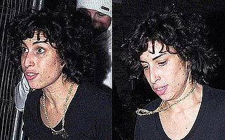 Photos of Amy Winehouse With Latest Hair Style Perm in Camden Looking For Husband Blake