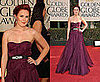 Golden Globe Awards: Rumer Willis