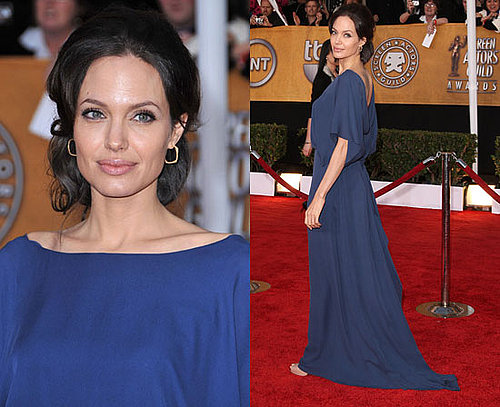 Screen Actors Guild Awards: Angelina Jolie