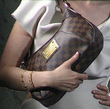 A First Peek at Laetitia's Surreptitious Shoot for Louis Vuitton
