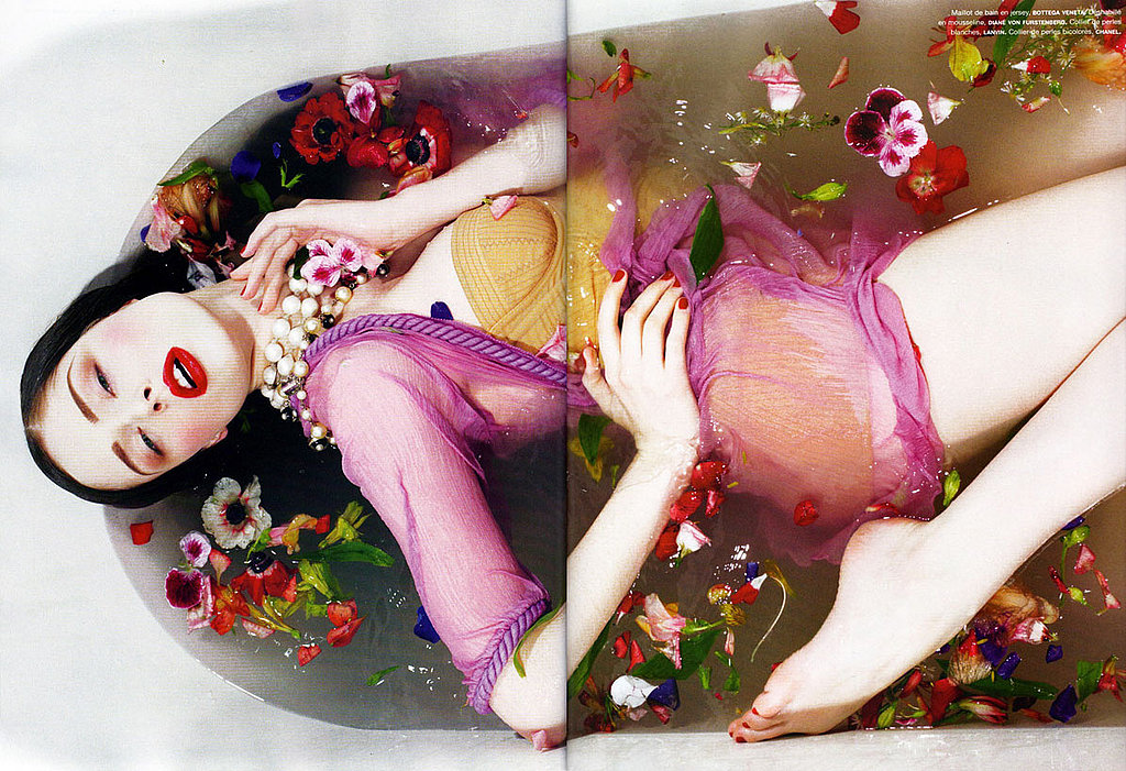 Coco Rocha, Bathing Beauty