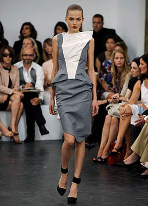 Roland Mouret, Still Sticking To What He Knows
