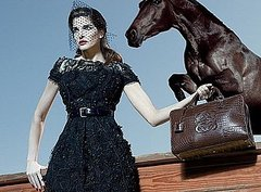 Steven Klein Captures All the Pretty Horses for Loewe Fall 2008