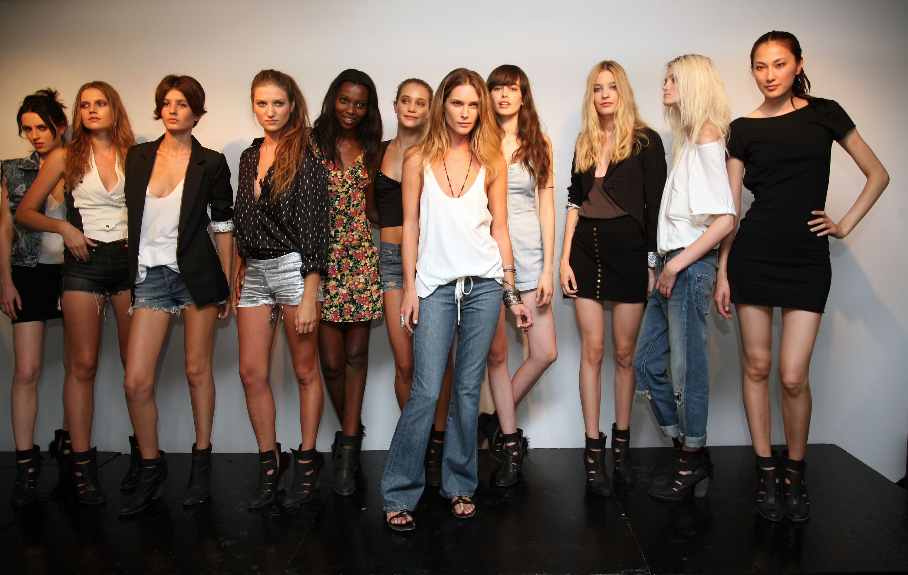Introducing the Debut of Erin Wasson's Mom (Oh, and Her RVCA Line, Too)