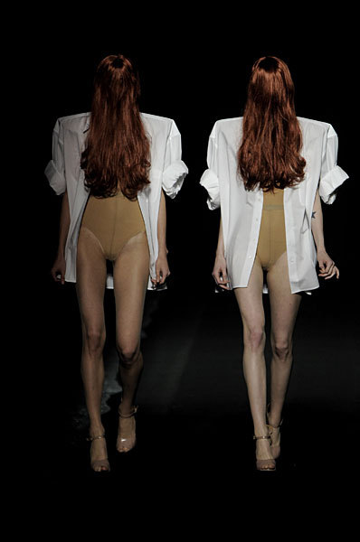 Martin Margiela Looks Back over Twenty Maison Years for Spring 2009