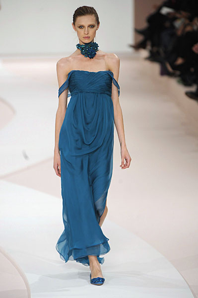 Alessandra Facchinetti's Last(?) Valentino Collection Leaves Press Wanting More