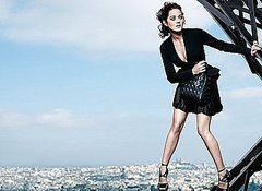 Marion Cotillard's Lady Dior Falls Short of Lady Lisa