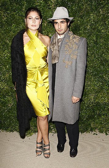 Stella Schnabel and Zac Posen.