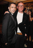 Roland Mouret and Giles Deacon.