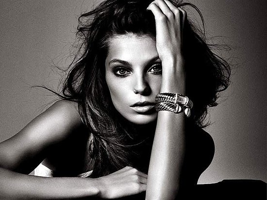 Daria Werbowy 4 David Yurman