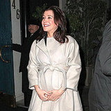 Alyson Hannigan Goes Bump in the Night