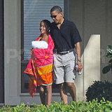 Malia's the President-Elect's Girl