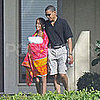 Barack Obama is a Father Elect
