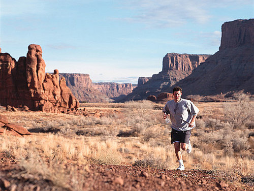 Start a Summer Outdoor Running Routine Slowly