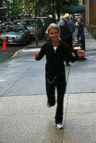 Kelly Ripa Jogging