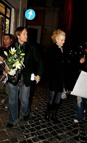 Nicole &amp;&amp; Keith In Rome
