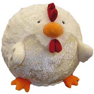 Squishable Rooster