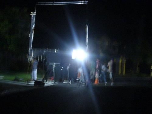 They're Filming Something in My Neighborhood...