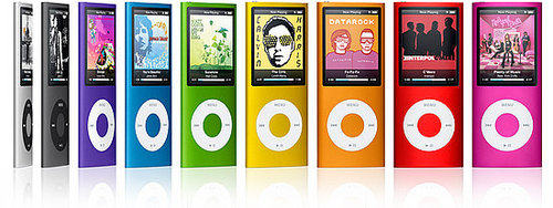 The New iPod Anyone?