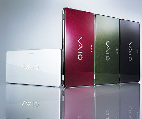 Say Hello to the New Sony® VAIO® Lifestyle PC