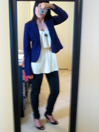 Blue Blazer Light