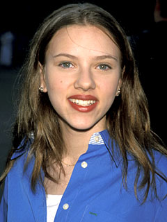 Transformation:Scarlett Johansson