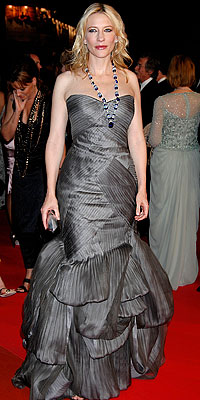 Cate blanchett's dress - Flashy or Trashy?