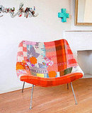 If you have time, confidence, and a chair, try your hand at this Design*Sponge reupholstery project.