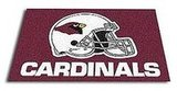 When you're glued to the TV and in a shouting fit, your pals will know you're a die-hard fan. You don't need this Arizona Cardinals Starter Indoor/ Outdoor Rug ($20) to prove it.