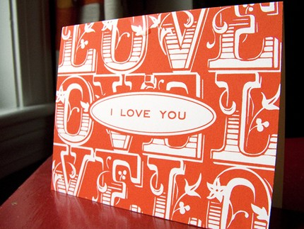 The Card Shop: Stylish Love, Love, Love