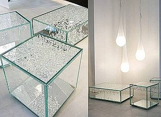 Nice and New: Tord Boontje Crystal Ice Furniture