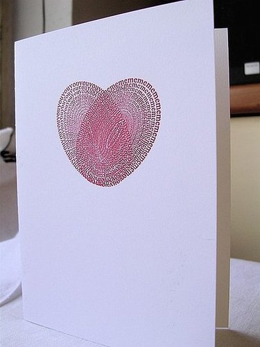 The Card Shop: Simply Pretty Valentine's Day Cards
