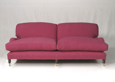 Crave Worthy: George Sherlock Extended Two-Seater Sofa