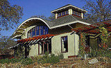 Coveted Crib:  A Strawbale Home