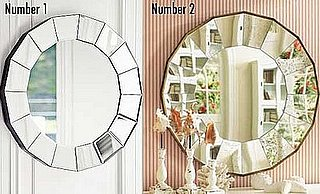Less or More: Sixteen Panelled Mirrors
