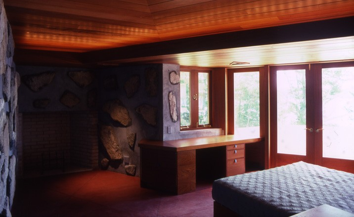 Coveted Crib:  Frank Lloyd Wright's Massaro House