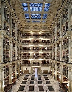 Midday Muse: Inspired by Libraries